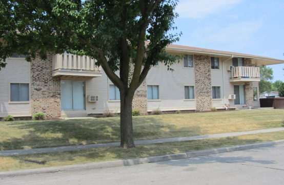 6373 North 104th Street – 2BR and 1BA with heat included